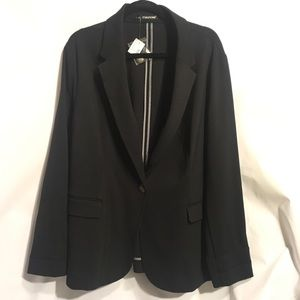 """MAURICES 3 (48"""" Bust or 20 W / 22 W) Career Blazer"""